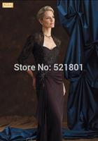 mother of the bride dresses with jacket vestido de madrinha vestido de festa longo plus size 2014 mother dresses for weddings