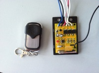 DC9V to 16V  sigle color or multi color LED light controller YET422 with two remotes