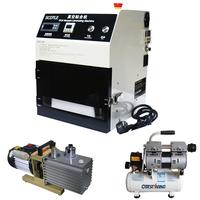 OCA Vacuum laminator, mini oca vacuum laminating machine for refurbish LCD OCA lamination machine+vacuum pump+air compressor