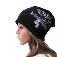 Free Shipping New Fashion Unisex Beanie Skull Hip Hop Hat Unisex Warm Winter Ski Hat Hipster One Size Slouchy Baseball Cap