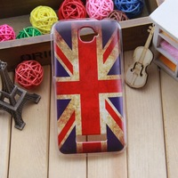 15 styles Custom design PC Hard Case for TCL J720 Alcatel One Touch Pop C7 7041 OT-7041D 7041X clear printed cover Free shipping