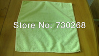 hot sale 5PCS 32X32cm 320gsm Microfiber Cleaning Cloth & Microfibre Drying Magic Towel Glass Window Cloths Dust Rags Free Ship