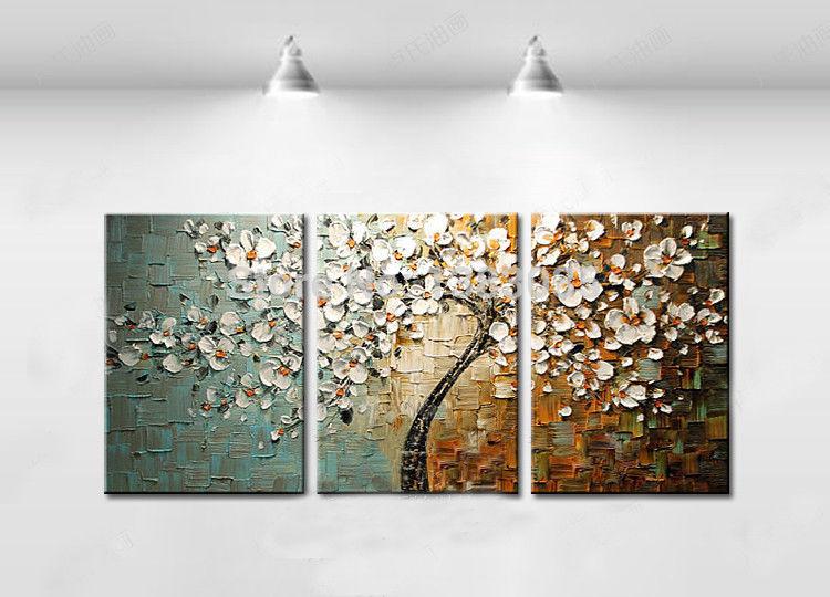 Online Kopen Wholesale Abstracte Structuur Schilderijen