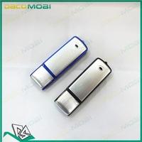 2 in 1 Mini 4GB USB Pen Digital Audio Voice Recorder +USB Flash Memery Drive Recording Silver 100Pcs/Lot DHL Free Shipping