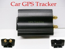 Mini Car Tracker tk103b Vehicle GPS GSM GPRS Tracking rastreador Auto Cell Phone with Googlemap Link to View