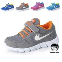2014 children's little barefoot Leisure Comfortable Sneakers Brand Fashion Boys Girls Kids Running Sport Shoes