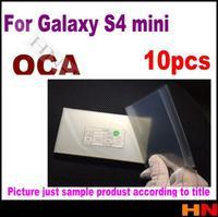 10pcs 250um thick OCA optical clear adhesive For Samsung Galaxy S4 mini  i9190 double side sticker glue