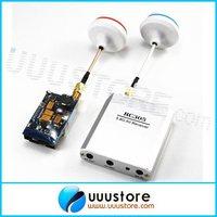 Boscam FPV 3km 5.8G 5.8Ghz 200mw Wireless AV Transmitter and Receiver with Cloverleaf antenna for RC MultiCopter DJI Phantom