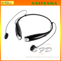 2014 Wireless Sport Bluetooth Cell phone Headset Headphone Earphone for LG HBS 700 With Logo for lg