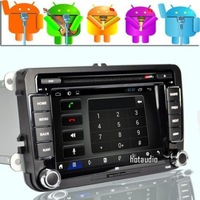 Free shipping!Android Car DVD player for VW Golf 6 Tiguan Polo Passat Jetta Touran SHARAN CADDY,GPS 3G/Wifi Radio HD TV 2din new