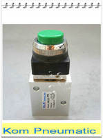 "2/3 Way JM-06A Spring Return Push Button Type 1/4"" Air Mechanical Valve Hand Manual Valve,JM322PP"