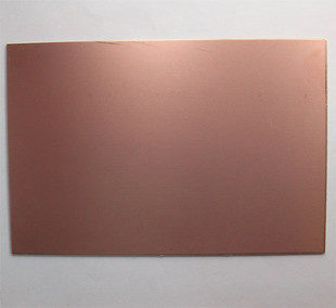 Free shippingBakelite sided CCL 12 * 18CM complex copper plate breadboard PCB thickness 1.4 Universal(China (Mainland))