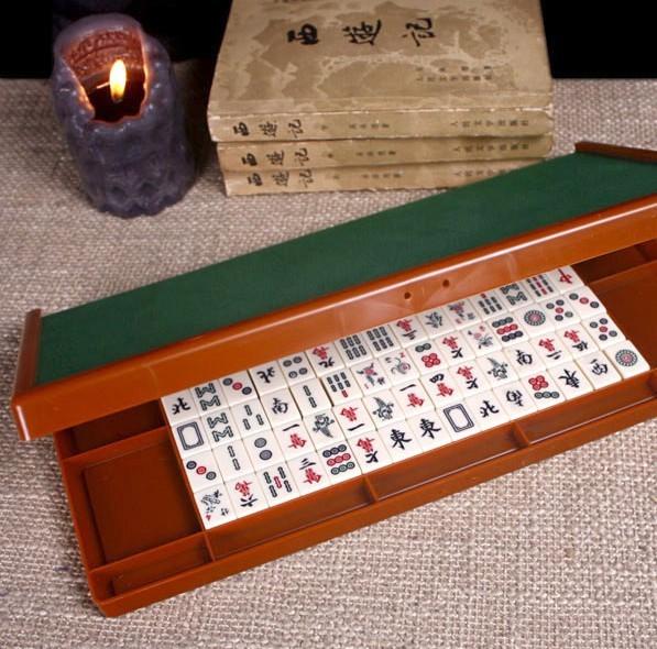Mini Mahjong Board Games