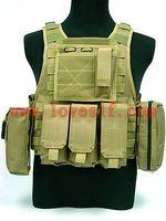 Loveslf 027 tactical vest military combat vest kaki color