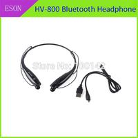 HV-800 Wireless Bluetooth Music Stereo Universal Headset Headphone Vibration Neckband Style For iPhone iPad Samsung CA000095