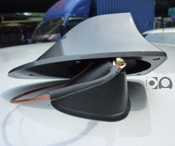 2011-2013 Kia Sportage R shark antenna special car radio signal aerials newest 2014 2012 2010 2009 2008(China (Mainland))