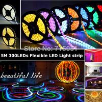Epoxy new energy-saving ultra bright 5050 SMD waterproof rain bead 12VLED 12v LED lights with light bar