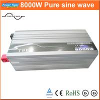 Car Power Inverter Dc 12v Ac 220v 8000w 8KW Pure Sine Wave Converter Car inverters AC Adapter Peak Power 16000W Factory Sell