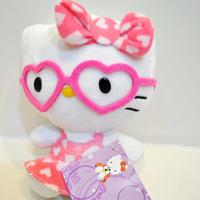 1 PCS Christmas Gift Height 15cm Hello Kitty Plush Toys Hello Kitty Toy Doll for Children