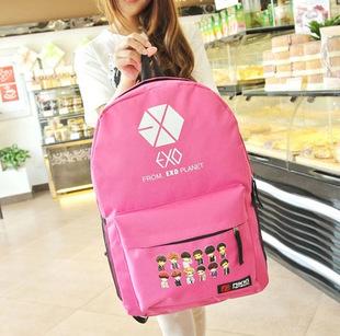Школьный рюкзак Other EXO mochila