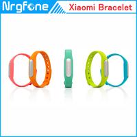 Original Xiaomi bracelet MiBand Wrist Band Smart Fitness Wearable Sleep Tracker Waterproof IP67 Silicon Wrist Wrap for mi4 mi3