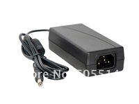[Seven Neon]Free DHL express shipping 40pcs 12V 6A power adaptor&44keys IR remote controller for Nikolae