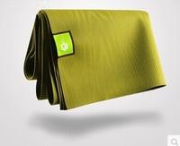 1.5mm natural rubber ultra-thin folding yoga mat manduka  yoga mat
