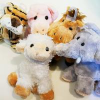 1PCS 9-10CM Plush Toys and Small Animal Toy Doll Birthday Gift Toys