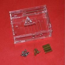 Transparent Acrylic Banana Pi case. Transparent Acrylic Banana Pi box. Not available for Raspberry Pi case.(China (Mainland))