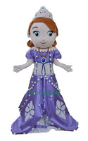 2014 New Princess Sofia the first Mascot Character Costume Cartoon Costumes Party Carnival Halloween Outfits Free Shipping