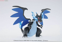 Pokemon XY Mega Shinka Evolution Lizardon x Charizard #36 dragon / Bandai anime model kit pvc figure original ver pocke freeship