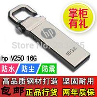 Hot Sale 8g/16g/32g/64g Waterproof metal 64GB usb flash pen drive stick pure metal plate free shipping MicroData Cheap 2014 New