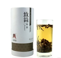 new arrival shou mei tea 50g Fuding white tea pack in one can high mountain  organic white tea health care best gift for office