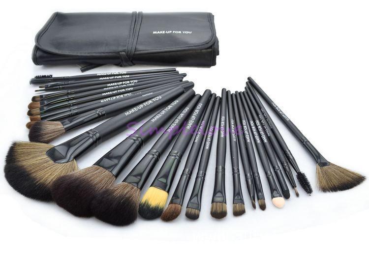 Кисти для макияжа OEM & 24pcs 604 кисти для макияжа oem 50 brusheyeliner yy80