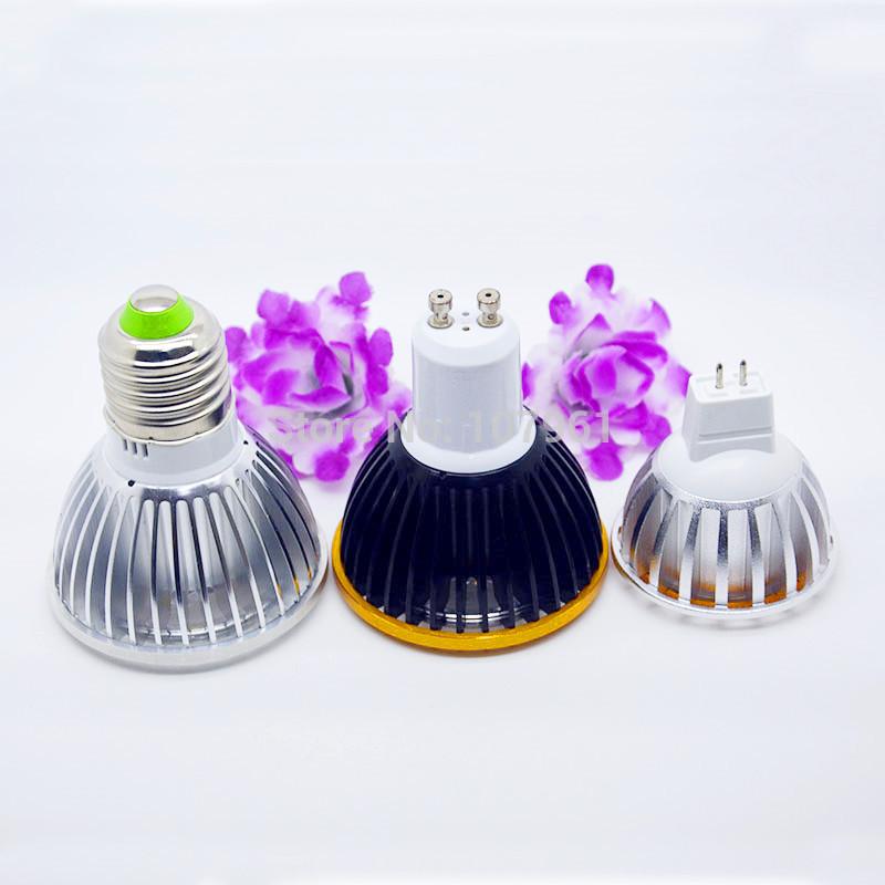 2014 Real Flashlight 3w 5w 7w 9w 10w 12w Gu10 Mr 16 Cree Chip Cob Smd Led Bulb Light E27/ Lamp Cool/warm 220v/110v Mini Spot(China (Mainland))