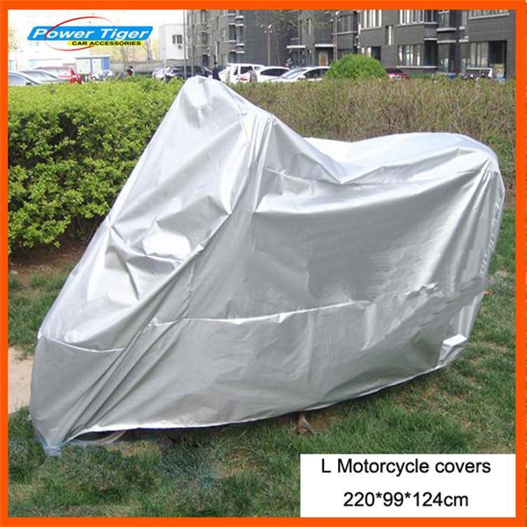 Защитный тент для мотоцикла Power Tiger L 220 * 99 * 124
