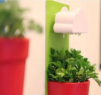 1 Set Rainy Pot / Wall-hung Flowerpot / Wall-hung Cloud Flowerpot / Hanging basket,Free Shipping