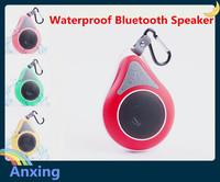 The New  RDA bluetooth 3.0 wireless creative mini outdoor waterproof Bluetooth speakers, hook-type portable Free Post