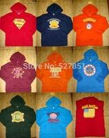 Children's clothing - new baby boys girls Cotton Kids Sweater Cartoon Modeling Children Hoodie  Long-sleeved hoodies Sweatshirts