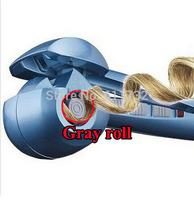 Dropshipping!  Bivolt Styling tools Gray roll magic hair curler  ,hair roller miracul curl ,Modelador de cachos -dropshipping