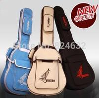 34/36/38/39/40/41 inch Classical folk electric Dual strap guitar bag /Thicken  Children Guitar bag