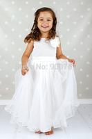 Flower Girl Dress Sequins Baby Girl Dress Birthday Party Dress