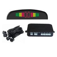 sensor / LED Display / Voice Alarm for all cars, Car Parking Radar System Auto Parking System with 4 Alarm