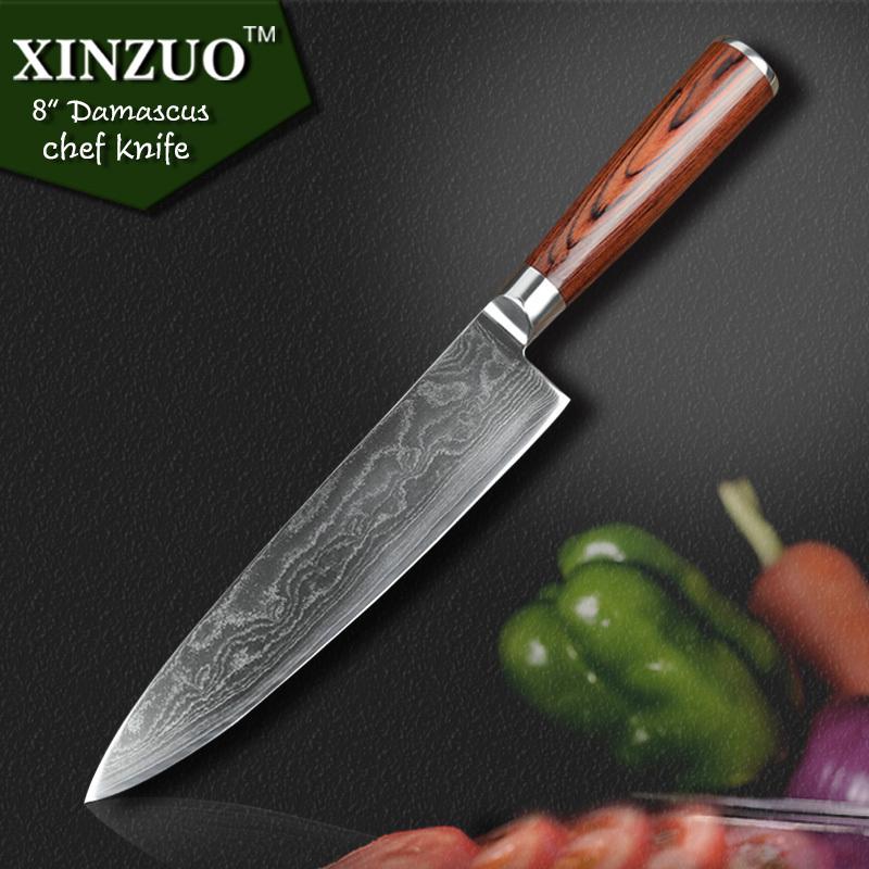 Damascus Steel Knives Kitchen Damascus Steel Kitchen