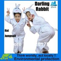 Free shipping 2013 New Kids sexy bunny jessica costume sexy rabbit cosplay costume pajamas-KMSC0019