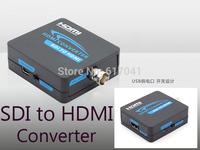 Mini SDI to HDMI Converter HD SD 3G SDI to HDMI HDTV Adapter 720p 1080p 40