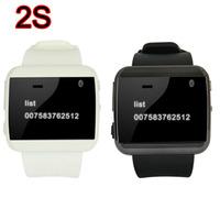 Stylish  U Watch 2s Smart Bluetooth WristWatch Smart Phone WHITE Free shipping