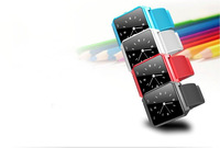"""Smart Watch R-Watch M28 Hands Free Wristband Phone Mate for Android 2.3 2014 Hot Sale 1.4"""" LCD Fashionable Anti-lost Bluetooth"""