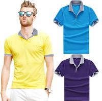 2014 new men's brand t shirts short sleeve casual style sportswear for sport men shirt fashion summer T-shirts for men size xxxl