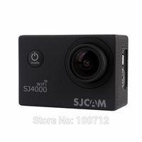 2014 Upgraded version SJCAM SJ4000 WIFI Sport Action Camera HD 1080P Diving 30M Waterproof Sport Camera Sport DV Gopro style